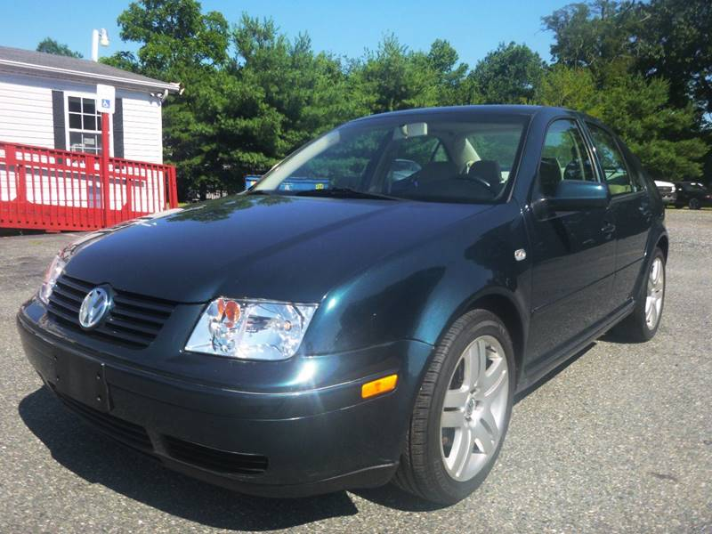 2002 Volkswagen Jetta for sale at Shepherd Auto Sales in Joppa MD