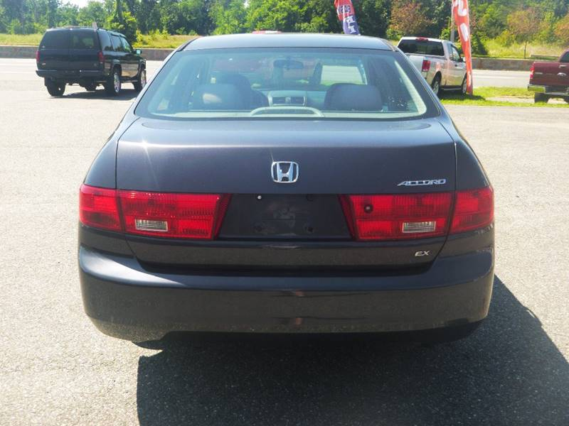 2005 Honda Accord for sale at Shepherd Auto Sales in Joppa MD