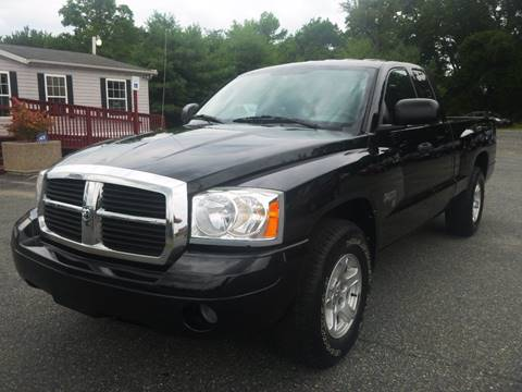 2006 Dodge Dakota for sale at Shepherd Auto Sales in Joppa MD