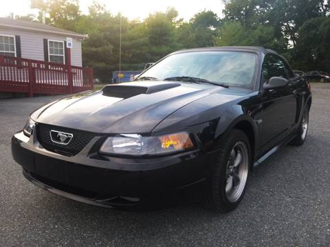 2003 Ford Mustang for sale at Shepherd Auto Sales in Joppa MD