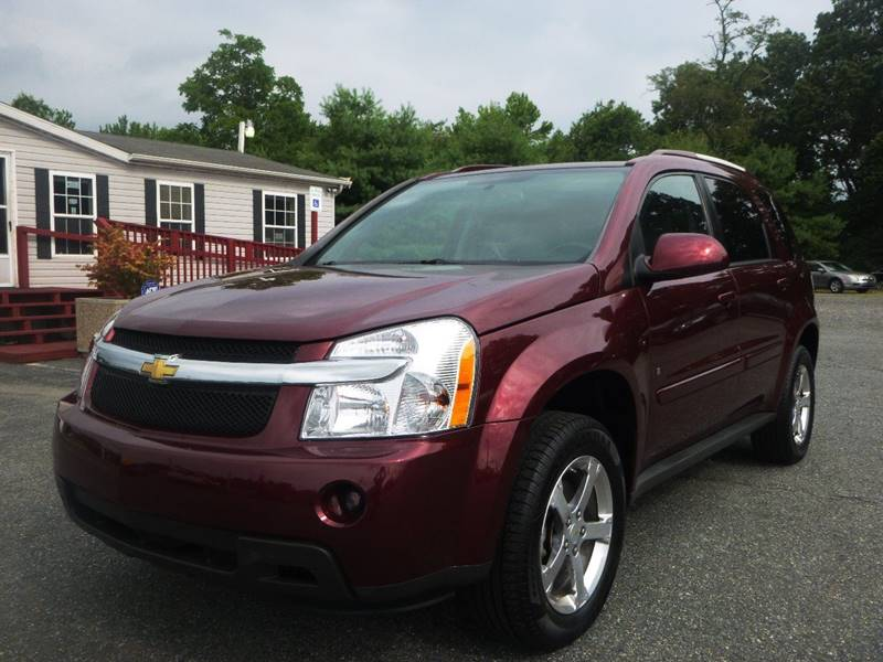 2007 Chevrolet Equinox for sale at Shepherd Auto Sales in Joppa MD