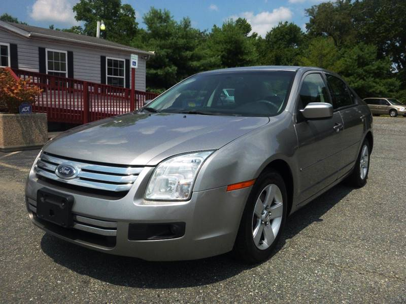 2009 Ford Fusion for sale at Shepherd Auto Sales in Joppa MD