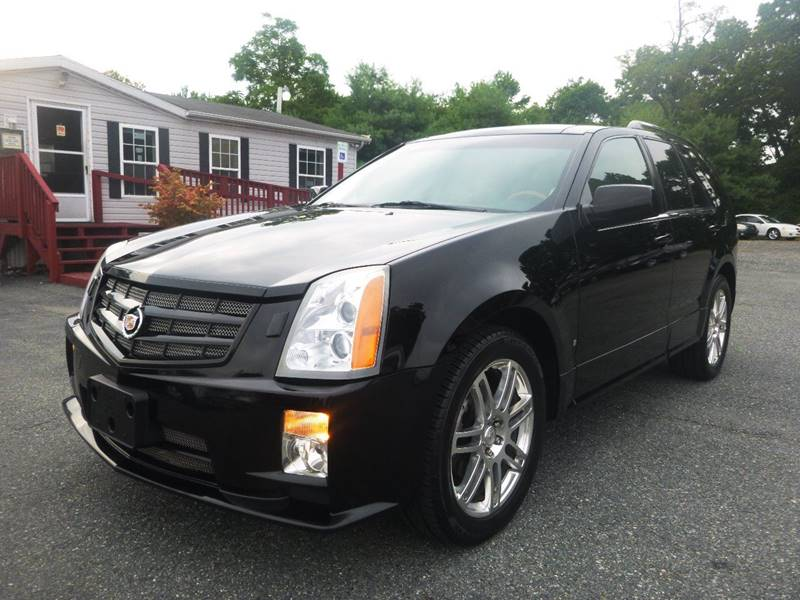 2007 Cadillac SRX for sale at Shepherd Auto Sales in Joppa MD