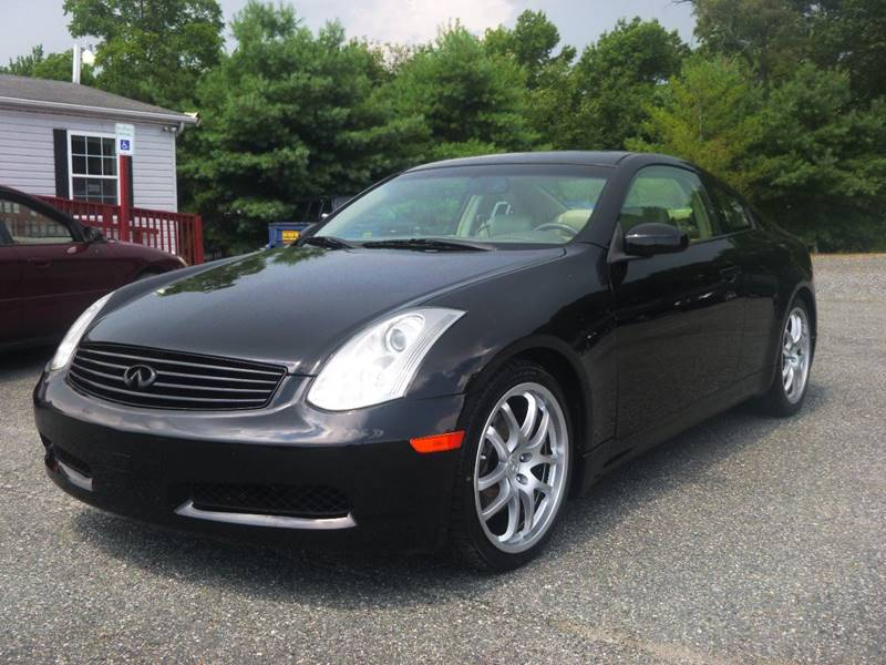 2007 Infiniti G35 for sale at Shepherd Auto Sales in Joppa MD