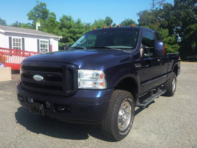 2006 Ford F-250 Super Duty for sale at Shepherd Auto Sales in Joppa MD