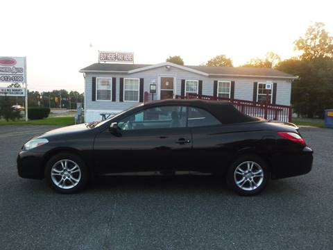2007 Toyota Camry Solara for sale at Shepherd Auto Sales in Joppa MD