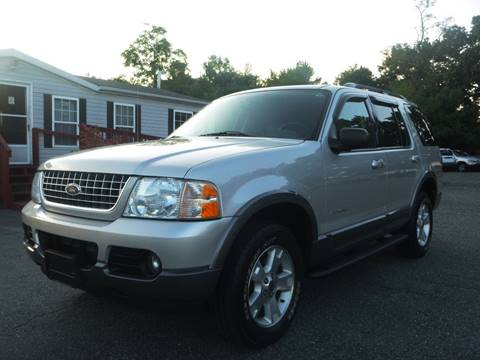 2004 Ford Explorer for sale at Shepherd Auto Sales in Joppa MD