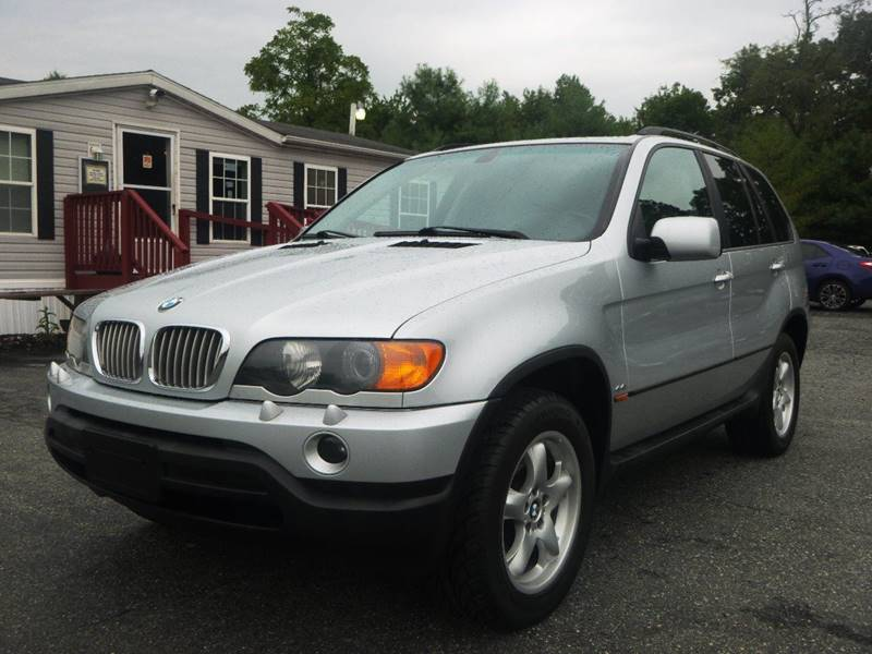 2002 BMW X5 for sale at Shepherd Auto Sales in Joppa MD