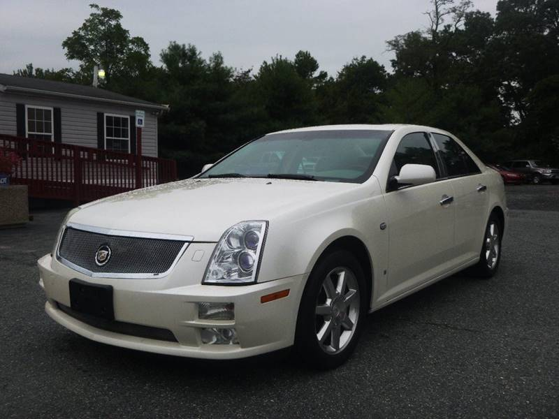 2006 Cadillac STS for sale at Shepherd Auto Sales in Joppa MD
