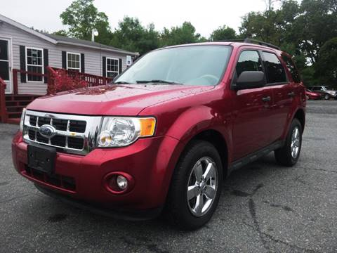 2009 Ford Escape for sale at Shepherd Auto Sales in Joppa MD