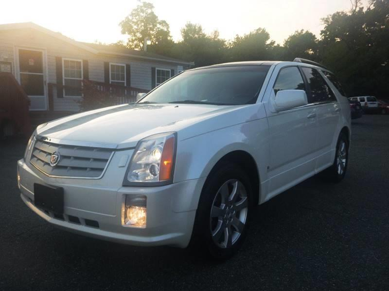 2006 Cadillac SRX for sale at Shepherd Auto Sales in Joppa MD