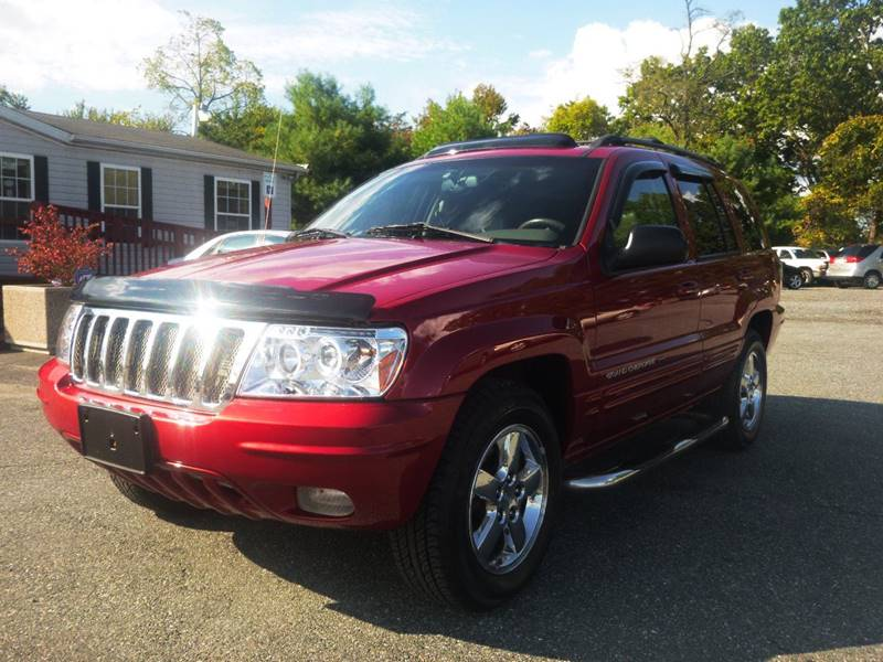 2003 Jeep Grand Cherokee for sale at Shepherd Auto Sales in Joppa MD