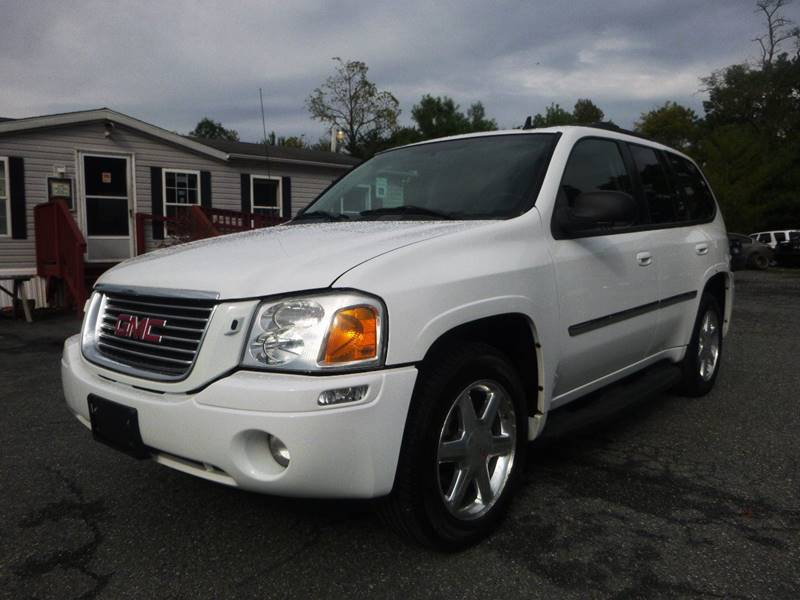 2008 GMC Envoy for sale at Shepherd Auto Sales in Joppa MD