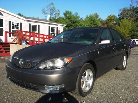 2005 Toyota Camry for sale at Shepherd Auto Sales in Joppa MD