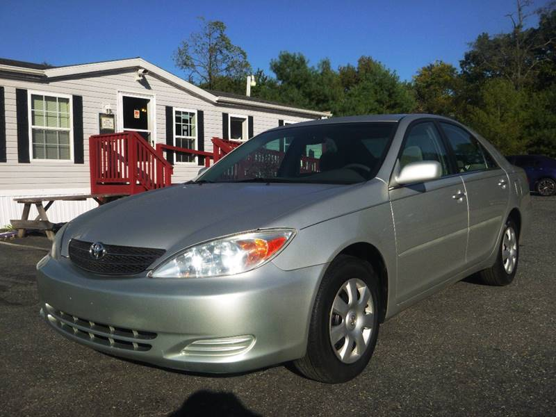 2004 Toyota Camry for sale at Shepherd Auto Sales in Joppa MD