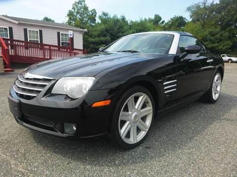2004 Chrysler Crossfire for sale at Shepherd Auto Sales in Joppa MD