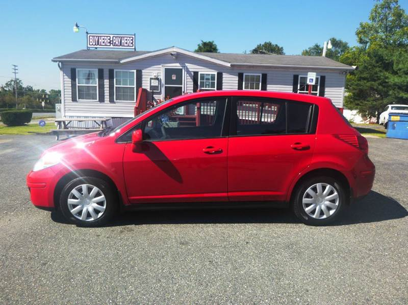 2010 Nissan Versa for sale at Shepherd Auto Sales in Joppa MD