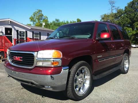 2001 GMC Yukon for sale at Shepherd Auto Sales in Joppa MD