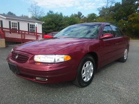 2003 Buick Regal for sale at Shepherd Auto Sales in Joppa MD