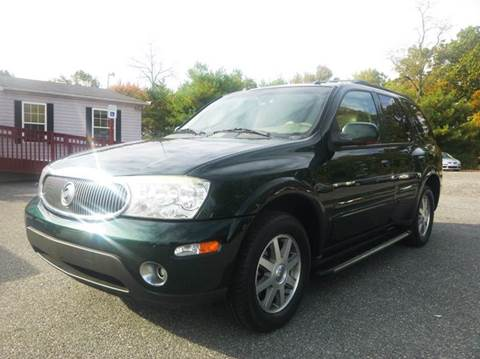 2004 Buick Rainier for sale at Shepherd Auto Sales in Joppa MD