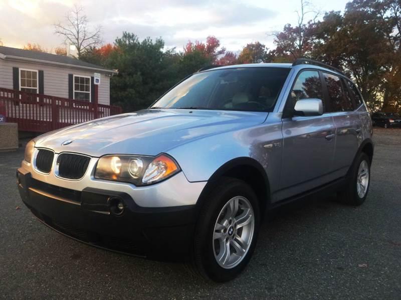 2005 BMW X3 In Joppa MD - Shepherd Auto Sales