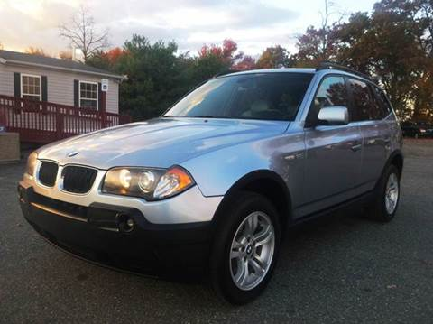 2005 BMW X3 for sale at Shepherd Auto Sales in Joppa MD
