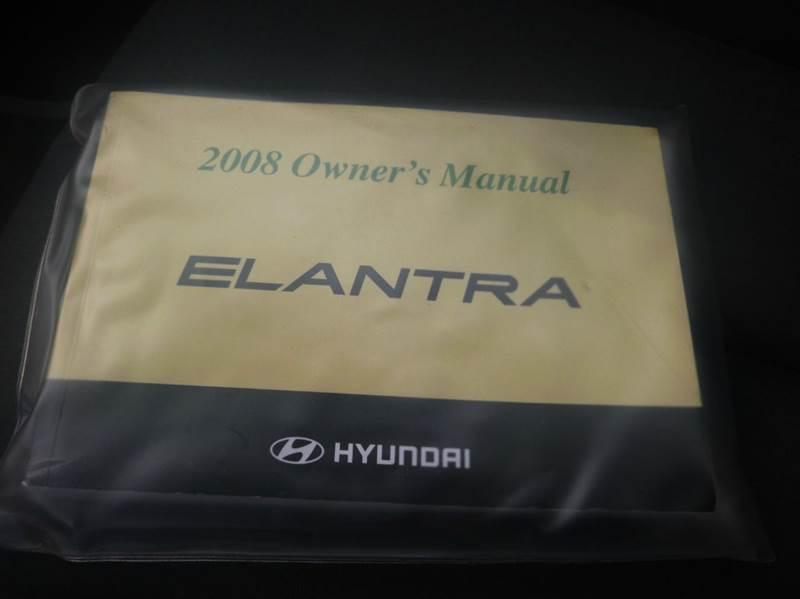 2008 Hyundai Elantra for sale at Shepherd Auto Sales in Joppa MD