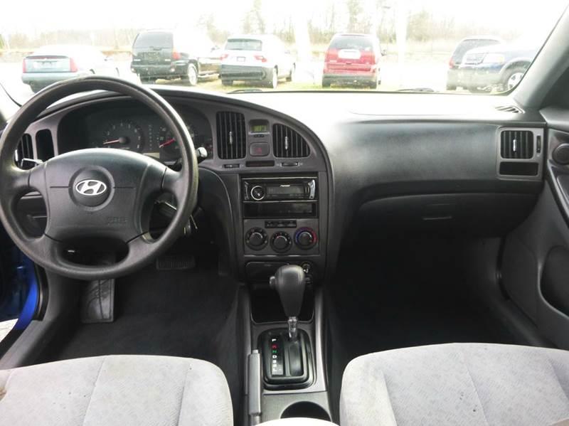 2006 Hyundai Elantra for sale at Shepherd Auto Sales in Joppa MD