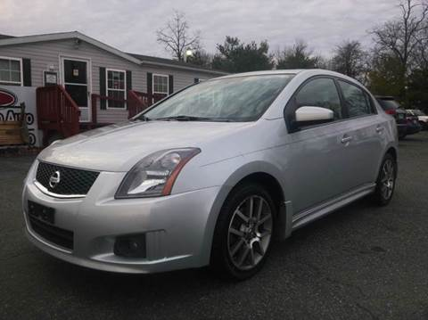 2007 Nissan Sentra for sale at Shepherd Auto Sales in Joppa MD