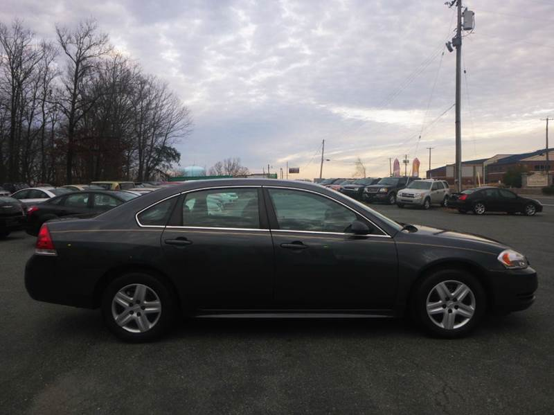 2010 Chevrolet Impala for sale at Shepherd Auto Sales in Joppa MD