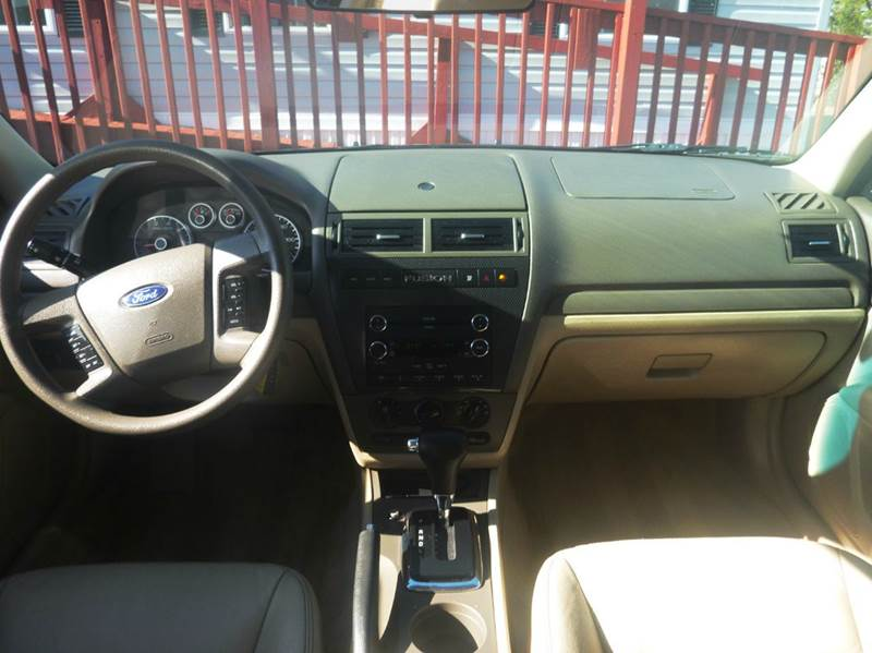 2008 Ford Fusion for sale at Shepherd Auto Sales in Joppa MD