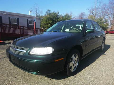 2003 Chevrolet Malibu for sale at Shepherd Auto Sales in Joppa MD