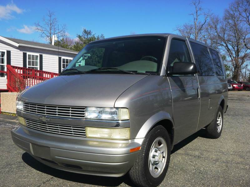 2003 Chevrolet Astro for sale at Shepherd Auto Sales in Joppa MD