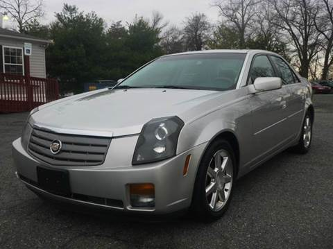 2005 Cadillac CTS for sale at Shepherd Auto Sales in Joppa MD