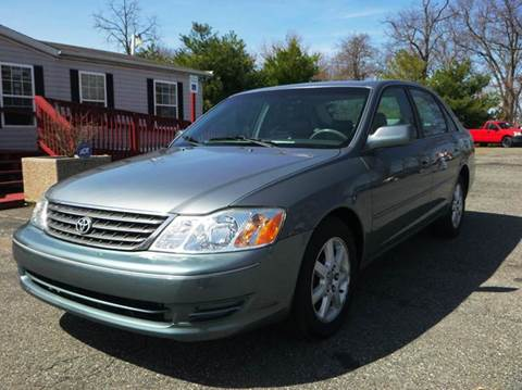 2004 Toyota Avalon for sale at Shepherd Auto Sales in Joppa MD
