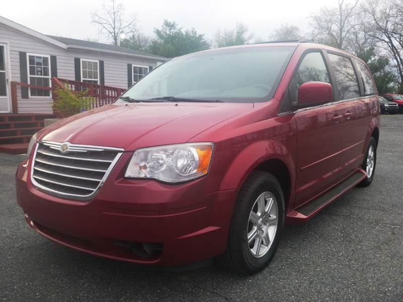 2008 Chrysler Town and Country for sale at Shepherd Auto Sales in Joppa MD