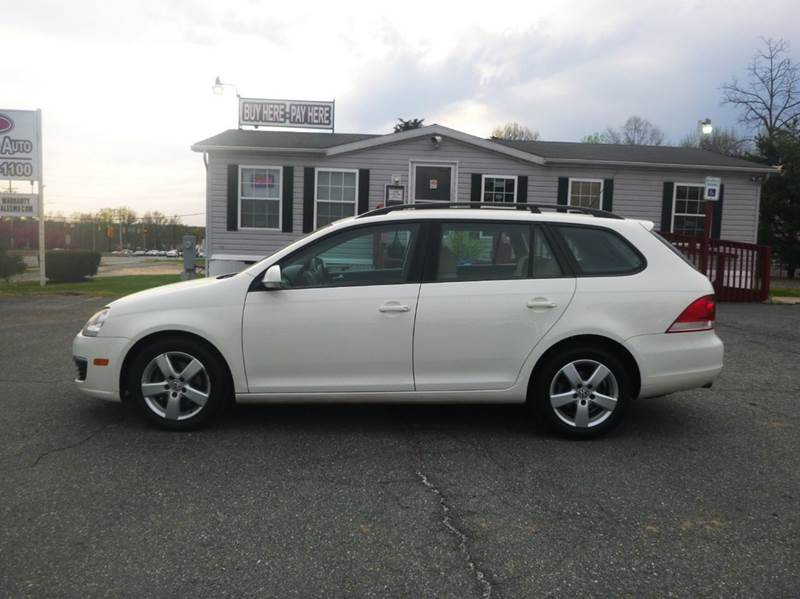 2009 Volkswagen Jetta for sale at Shepherd Auto Sales in Joppa MD