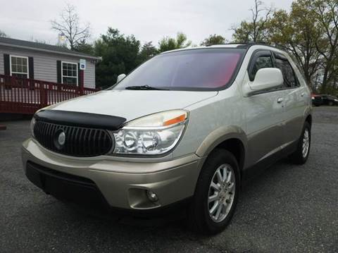 2005 Buick Rendezvous for sale at Shepherd Auto Sales in Joppa MD