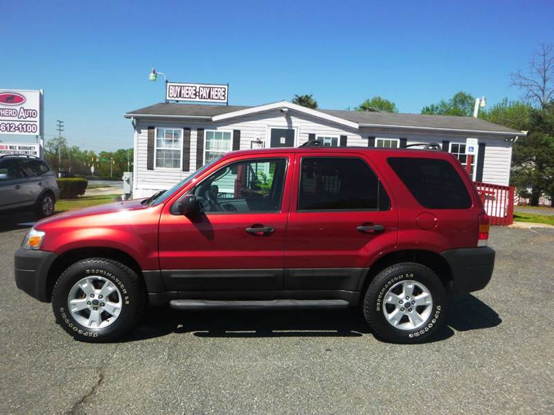 2007 Ford Escape for sale at Shepherd Auto Sales in Joppa MD