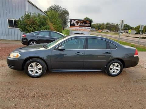 2012 Chevrolet Impala for sale at KJ Automotive in Worthing SD