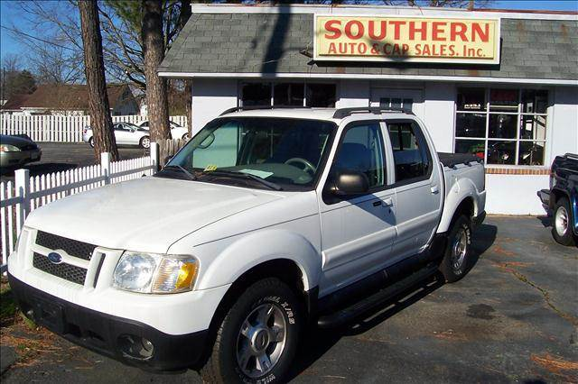 2003 Ford Explorer Sport Trac for sale at Southern Auto Sales Inc - Southern Auto & Cap Sales Inc in Hopewell VA