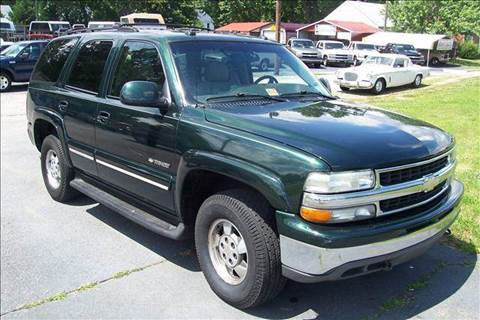 2003 Chevrolet Tahoe LT for sale at Southern Auto Sales Inc - Southern Auto & Cap Sales Inc in Hopewell VA