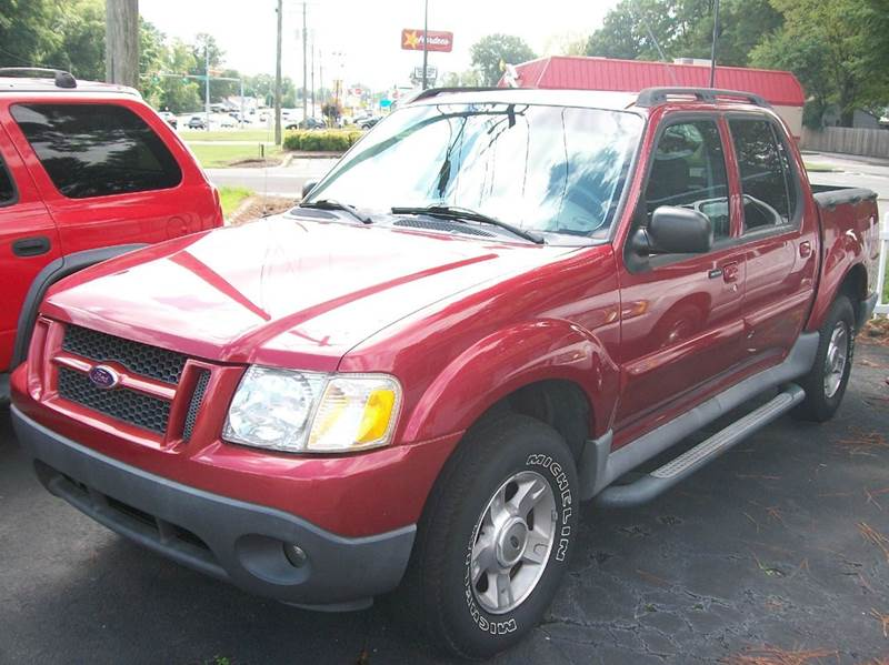 2004 Ford Explorer Sport Trac for sale at Southern Auto Sales Inc - Southern Auto & Cap Sales Inc in Hopewell VA