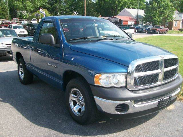 2002 Dodge Ram Pickup 1500 for sale at Southern Auto Sales Inc - Southern Auto & Cap Sales Inc in Hopewell VA