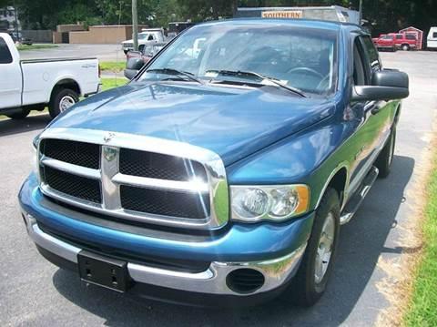 2004 Dodge Ram Pickup 1500 SLT for sale at Southern Auto Sales Inc - Southern Auto & Cap Sales Inc in Hopewell VA