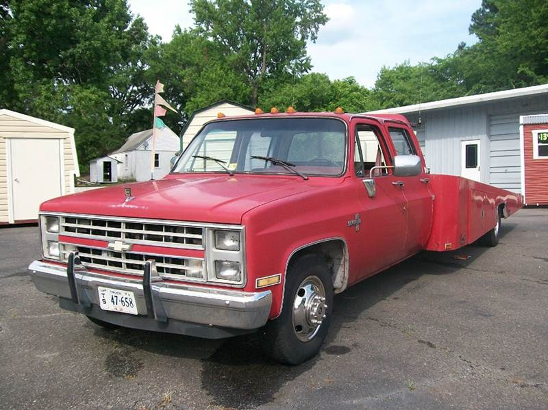 1988 Chevrolet R/V 3500 Series for sale at Southern Auto Sales Inc - Southern Auto & Cap Sales Inc in Hopewell VA
