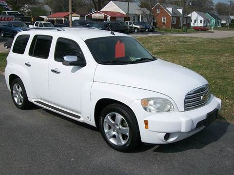 2007 Chevrolet HHR LT for sale at Southern Auto Sales Inc - Southern Auto & Cap Sales Inc in Hopewell VA