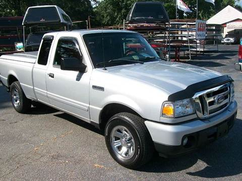 2008 Ford Ranger XLT for sale at Southern Auto Sales Inc - Southern Auto & Cap Sales Inc in Hopewell VA