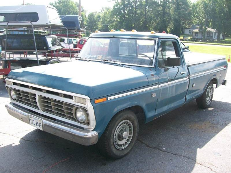 1975 Ford F-150 for sale at Southern Auto Sales Inc - Southern Auto & Cap Sales Inc in Hopewell VA