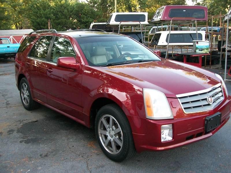 2004 Cadillac Srx Rwd 4dr Suv V8 In Hopewell Va Southern Auto